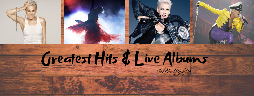Greatest Hits & Live Albums Discography | On This Day in Pink History…